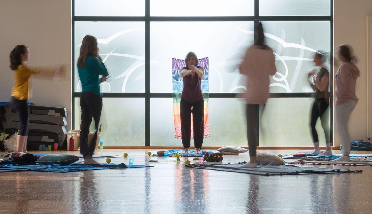 Brain gym Yoga Enfants