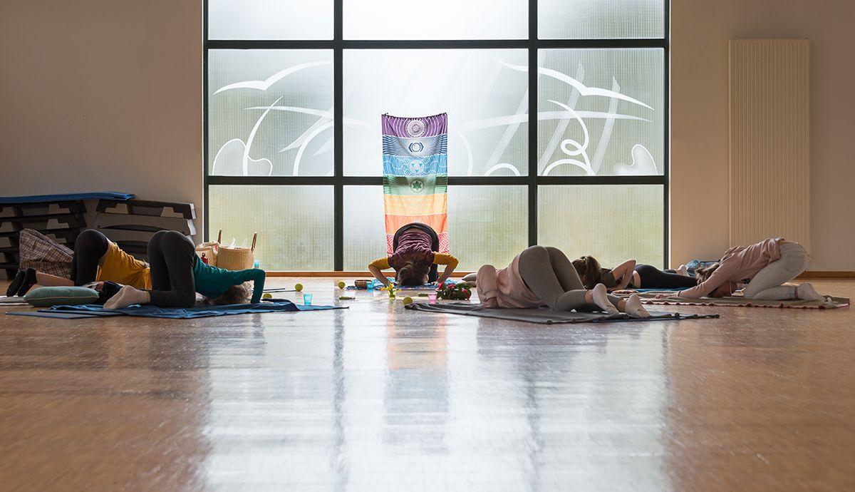 Cours de Yoga à Cancale pour enfants et ados